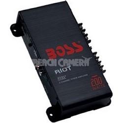 1200 Watt Riot 2 Channel MOSFET Power Amplifier R6002