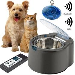 Smart Link Intelligent Pet Care Selective Feeder Automatic Pet Bowl Bundle