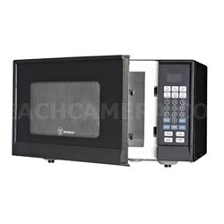 0.9 Cu. Ft. 900W Counter Top Microwave Oven Black Cabinet - WCM990B