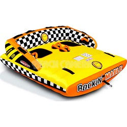 Rockin Mable Inflatable Double Rider Towable
