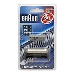 2000CP Cruzer3/ Free Control Shaver Refill