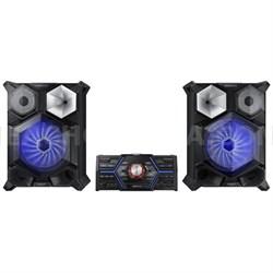 MX-JS8000 2.2 Channel 2400 Watt Giga Sound System - ***AS IS***