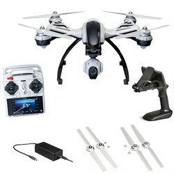 Q500+ Typhoon Quadcopter with CGO2-GB 3-Axis Gimbal Camera Ready to Fly Bundle