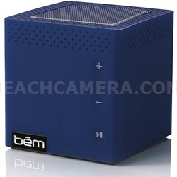 Bluetooth Mobile Speaker for Smartphones Dark Blue (Certified Refurbished)