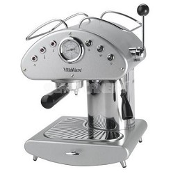 2 Cup Espresso/Cappucino Machine  (Stainless Steel)
