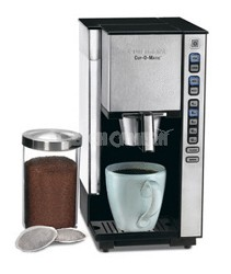 Cup-O-Matic Single Serve Cofee Maker
