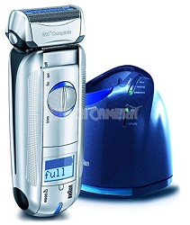 360 Complete 8995 Dry Shaver