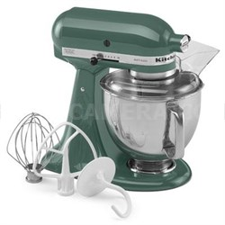 Artisan Series 5-Quart Tilt-Head Stand Mixer in Bayleaf - KSM150PSBL