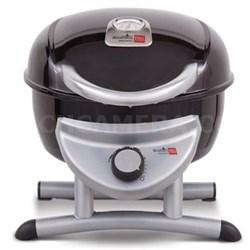 Patio Bistro 180 TRU-Infrared Gas Compact Grill in Black - 14601995