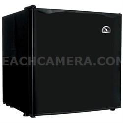 1.6 Cubic Foot Compact Mini Bar Office Dorm Refrigerator Freezer Black - FR100I