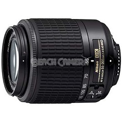 55-200mm F/4-5.6G ED AF-S DX Zoom-Nikkor Lens, With Nikon 5-Year USA Warranty