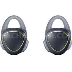 Gear IconX Cordfree Fitness Earbuds w/Activity Tracker - Black - OPEN BOX