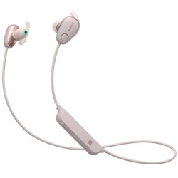 WI-SP600N Wireless In-Ear Sport Headphones w/ Bluetooth - Pink (WISP600N/P)