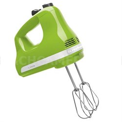 5-Speed Ultra Power Hand Mixer in Green Apple - KHM512GA