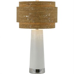 Aviva Table Lamp in Pearl - 8402-TL