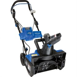 Ion Cordless Single Stage Snow Blower W/ Rechargeable Battery - Refurbished