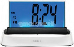 Voice Control Interactive Alarm Clock -       **OPEN BOX**