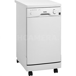 8 Place Setting Dishwasher in White - DDW1801MWP