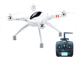 Ready to Fly Quadcopter with DEVO 7 Remote - RTF1 Drone - OPEN BOX