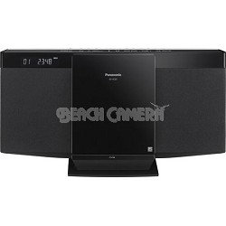 Upgrade! SC-HC25 to SC-HC35 Compact Wall Mountable Stereo w Ipod and Iphone Dock
