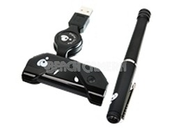 Digital Pen and USB Receiver Captures your Handwriting