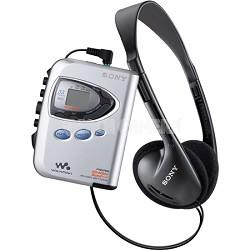 WM-FX290W Walkman Digital Tuning Weather FM/AM Stereo Cassette Player
