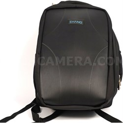 GhostDrone Soft Backpack - Black