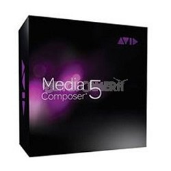 Media Composer 5 Upgrade - OPEN BOX