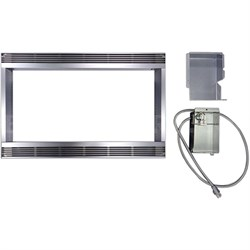 """30"""" Built-in Trim Kit for Sharp Microwave R-651ZS - RK52S30"""