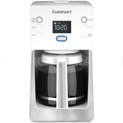 Perfec Temp 14-Cup Programmable Coffeemaker, White (Certified Refurbished)