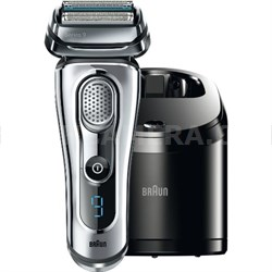 Series 9 9090cc Electric Shaver with Cleaning Center - OPEN BOX