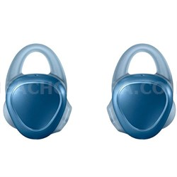 Gear IconX Cordfree Fitness Earbuds - Blue - SM-R150NZBAXAR