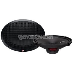 R169X2 6 x 9 Inches Full Range Coaxial Speaker - Set of 2