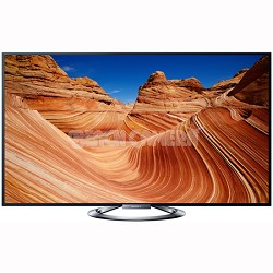 "KDL-55W900A - 55"" W900 X Reality Pro Series 3D LED Internet TV + 4 Glasses"