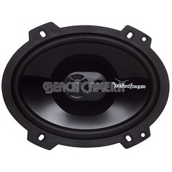 Punch P1683 6 x 8-Inches Full Range 3-Way Speakers