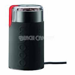 Bistro Electric Blade Coffee Grinder - Black