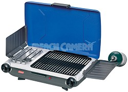 2 Burner Electronic Ignition Propane Grill Stove
