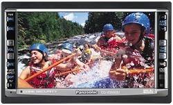 "CQ-VD6503U  In-dash 6.5"" Widescreen Monitor/DVD Receiver"