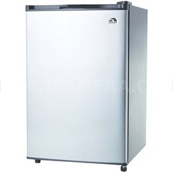 FR321P 3.2 CU Ft Compact Fridge Stainless Steel