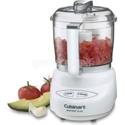 DLC-2A Mini Prep Plus Food Processor (White)