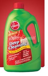 Deep Cleansing Carpet/Upholstery Detergent -48 oz