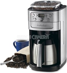 Grind & Brew Thermal 12-Cup Automatic Coffeemaker DGB-900BC