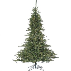 7.5 Ft. Noble Fir Christmas Tree with Smart String Lighting - FFNF075-3GR