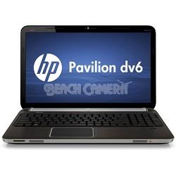 """Pavilion 15.6"""" DV6-6169US Entertainment Notebook PC - Intel Core i5-2430M Proc."""