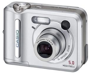QV-R51 Digital Camera