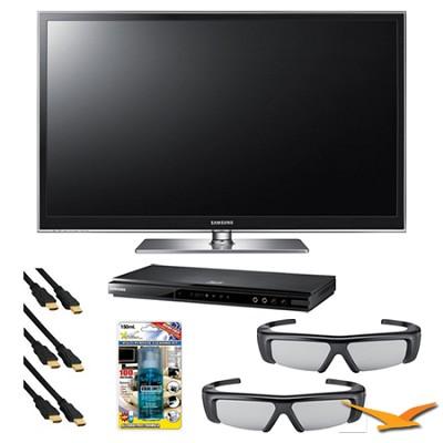 PN51D6500 51 inch 3D 1080p 600hz Plasma 3D Kit