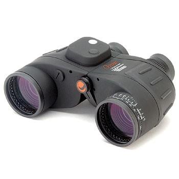 7x50 Oceana IF RC (Individual Focus, Reticle/Compass) Waterproof Porro Binocular