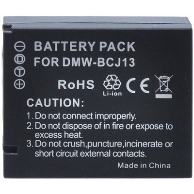 Replacement Battery for Panasonic XTBCJ13