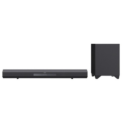 HTCT260 Surround Sound Bar and Wireless Subwoofer with Bluetooth - OPEN BOX
