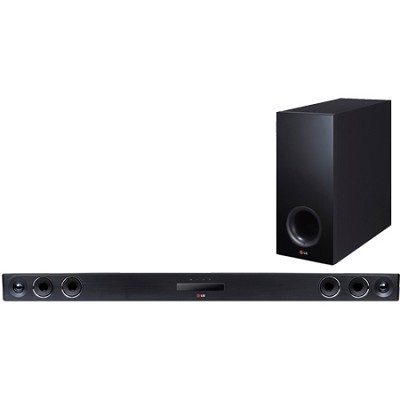 320W 4.1ch Smart Streaming Sound Bar with Wireless Subwoofer - NB3740